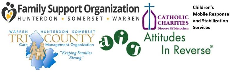 The logos of the sponsoring organizations